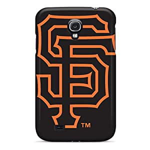 For Galaxy S4 Premium Tpu Case Cover San Francisco Giants Protective Case