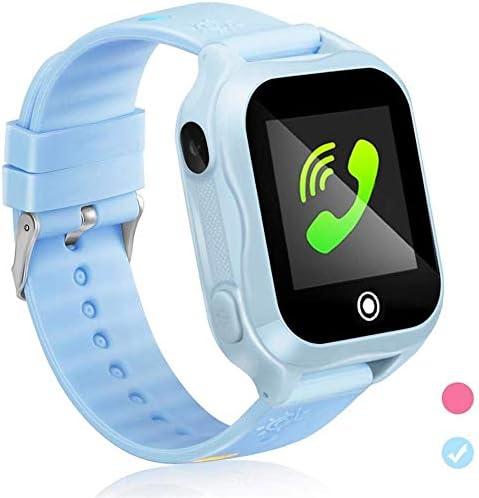 Guanlv Kids Smart Watch in light blue