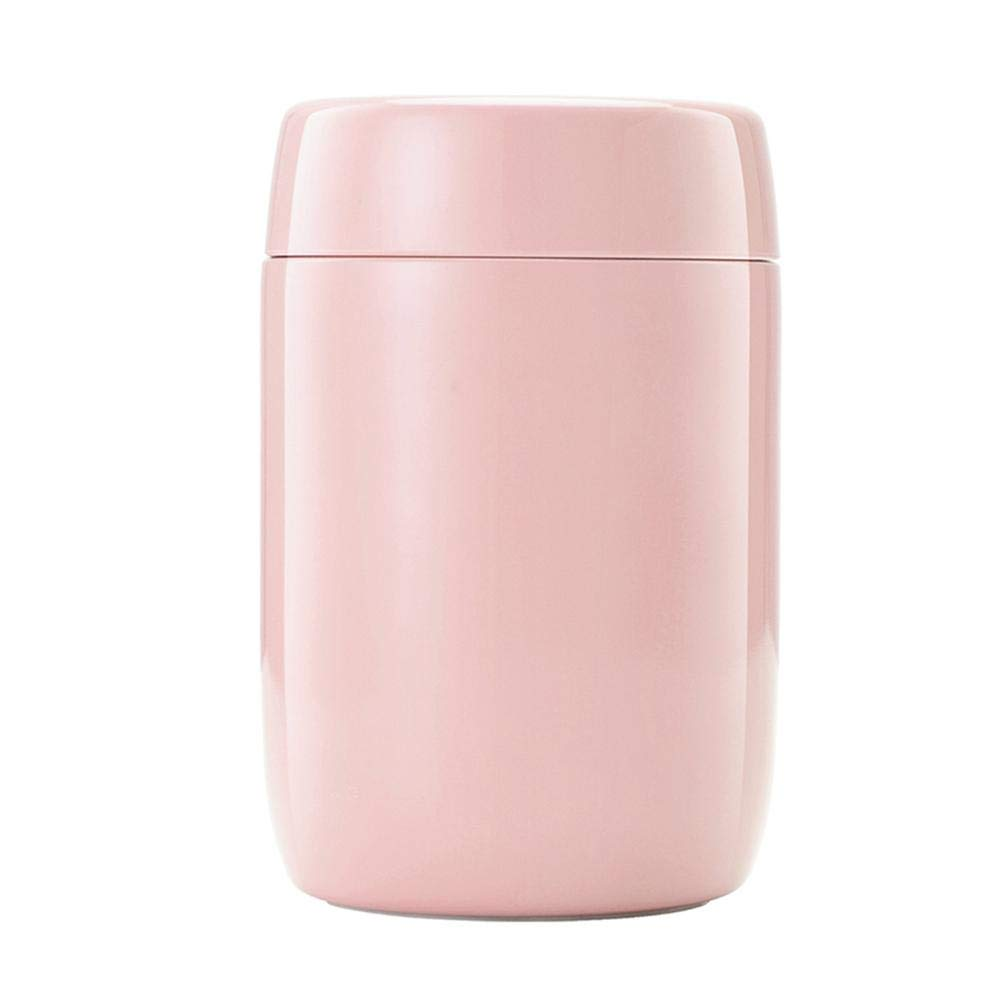 Lucky-all star Stainless Steel Food Vacuum Flask Braised Pot Student Insulated Lunch Box Large Capacity Braising Pot for Rice Porridge Noodles Meat