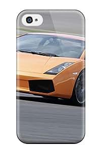 High-quality Durability Case For Iphone 4/4s(lamborghini Gallardo Picture)