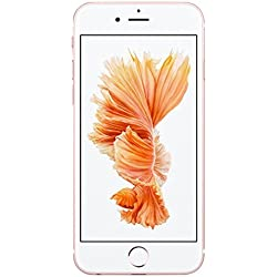 Apple iPhone 6S, Fully Unlocked, 128GB - Rose Gold (Certified Refurbished)