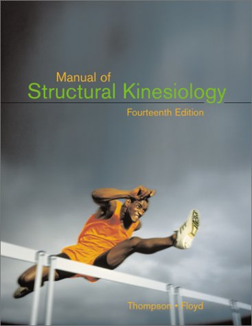 Manual of Structural Kinesiology with Dynamic Human