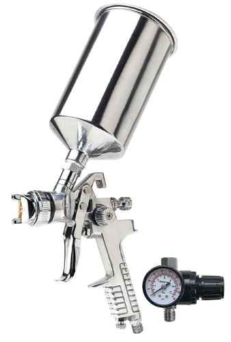 Vaper 19120 2.0 mm HVLP Gravity Feed Spray Gun