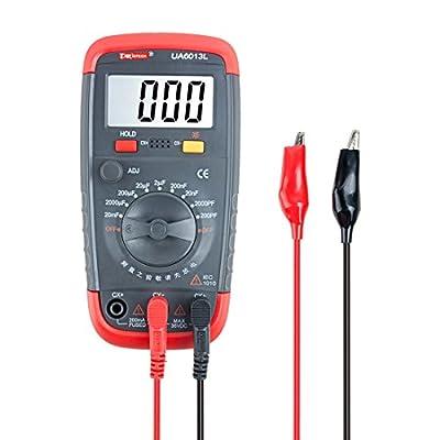DMiotech Smart-A Auto off Digital Multimeter DMM Temp Test Thermostat