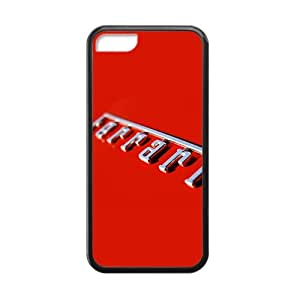TYH - Ferrari sign fashion cell phone case for iPhone 5/5s ending phone case