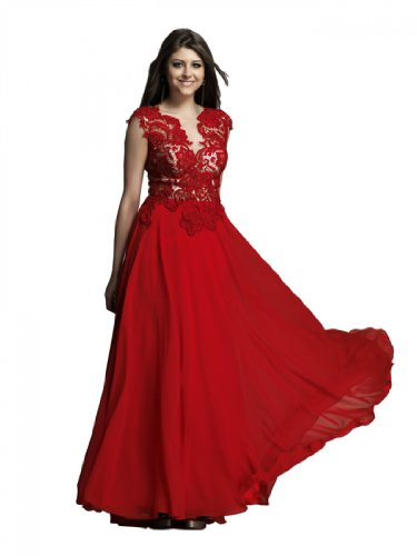 Dave and Johnny 9576 (Johnny Formal Dress)