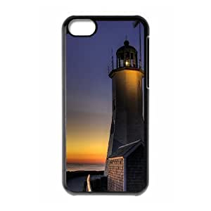 Lighthouse New Fashion DIY Phone Case for Iphone 5C,customized cover case ygtg545232