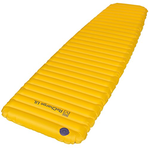 Paria Outdoor Products Recharge Sleeping Pad - Ultralight, Insulated Air Pad - Perfect for Backpacking and Camping (Recharge UL)