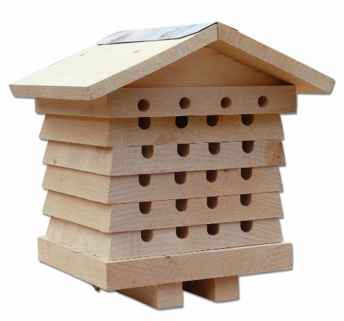 Wildlife World Interactive Mason Bee Management System House