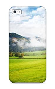 Iphone Cover Case Specially Made For Iphone 5c Earth Landscape