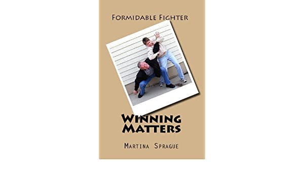 Amazon.com: Winning Matters (Formidable Fighter Book 4 ...