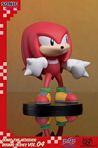 Sonic The Hedgehog Boom8 Volume 4 Knuckles PVC Figure