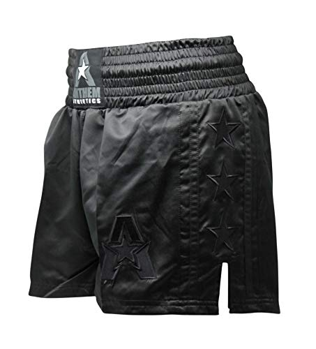 Anthem Athletics Classic Muay Thai & Kickboxing Shorts - Black - Medium