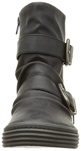 Octave Boot Casual Flat Comfort Blowfish Ankle Ladies 3 Womens Black Texas Size qzAUAxEw6H