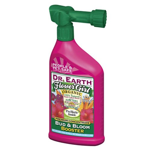 Dr. Earth Flower Girl Bud & Bloom Booster 1-9-2 RTS 32 oz.