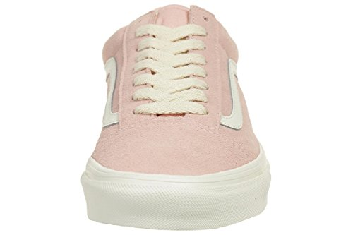 Vans Old Skool Damen Sneaker Pink HERRINGBONE LACE
