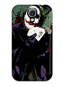 Mary P. Sanders's Shop 5031350K11775607 For Galaxy S4 Premium Tpu Case Cover The Joker Protective Case