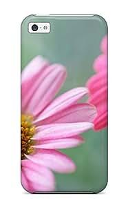 taoyix diy [HeJyxYY6414oNiCm] - New Flower Protective Iphone 5c Classic Hardshell Case