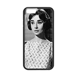 """HXYHTY Cover Shell Phone Case Audrey Hepburn For iPhone 6 (4.7"""")"""