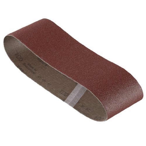 Bosch SB4R000 Assorted Grits 3 In. x 21 In. Sanding Belts