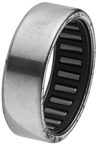 Caged Bearing (Uxcell Drawn Cup Caged Drawn Cup Needle Roller Bearing, 37mm x 30mm x 12mm)