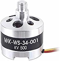 Walkera Brushless Motor Levogyrate Thread Dextrogyrate Thread (WK-WS-34-001) TALI H500-Z-11