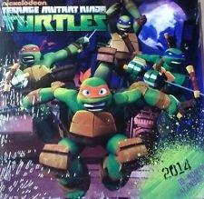 Teenage Mutant Ninja Turtles - 2014 Calendar