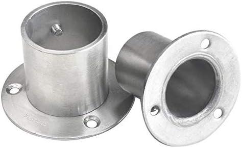 Hex Standoff 0.562 Length, Aluminum #4-40 Screw Size Clear Iridite 0.187 OD Female Pack of 10