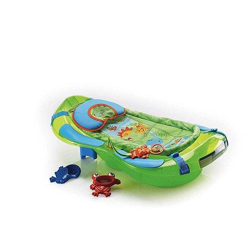 Fisher-Price 3-Stage Rainforest Bath Tub