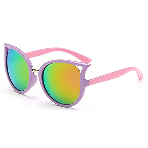 My.Monkey Age 3-10 Kids Childrens Summer UV Protection Polarized Cateye - Sunglasses Persol Are Polarized All