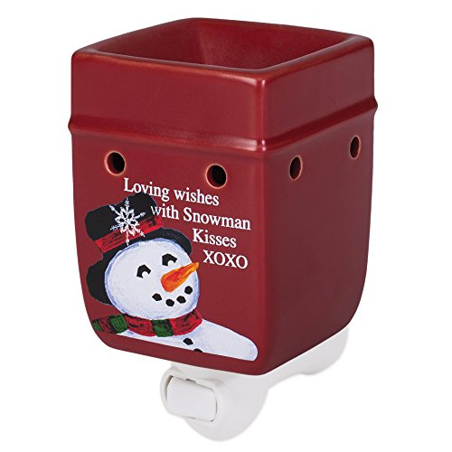 red electric tart warmer - 5