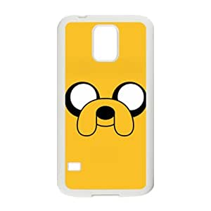 Yellow Lovely Snoop Dogg Cell Phone Case for Samsung Galaxy S5 by runtopwell