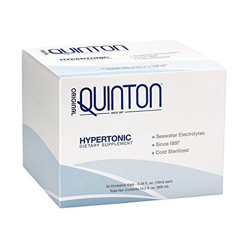 Original Quinton Hypertonic 30 Amps