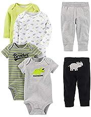 Simple Joys by Carter's Baby - Set de 6 Personajes para niño