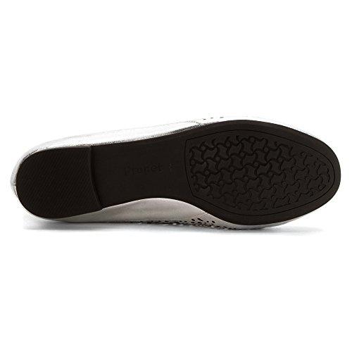 Propet Cicely Grande Piel Zapatos Planos