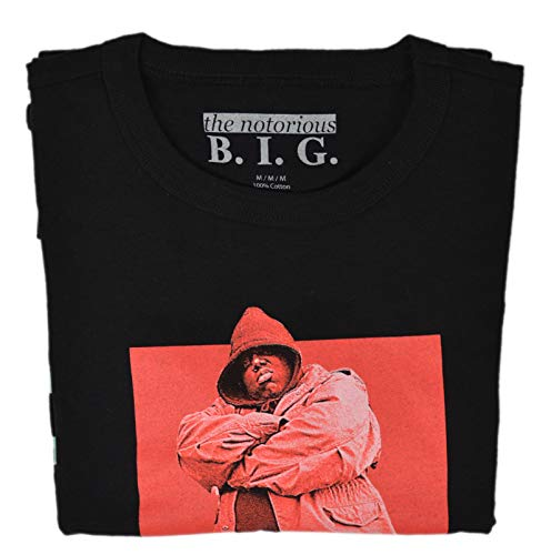 American Eagle The Notorious B.I.G - Camiseta de Manga Larga para ...