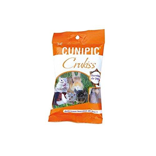 Cunipic crukiss 4 barritas de fruta 150 grs.