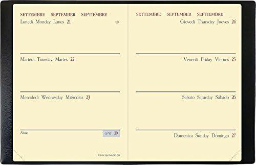Quo Vadis 044263Q - Agenda 2018 Miniweek Multilingüe Impala ...