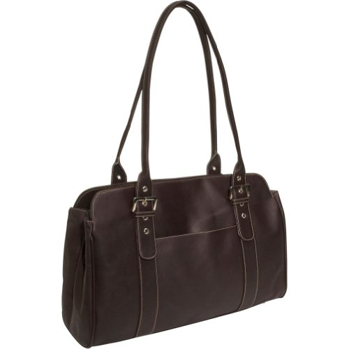 Piel Leather Tote Bag – Chocolate, Bags Central