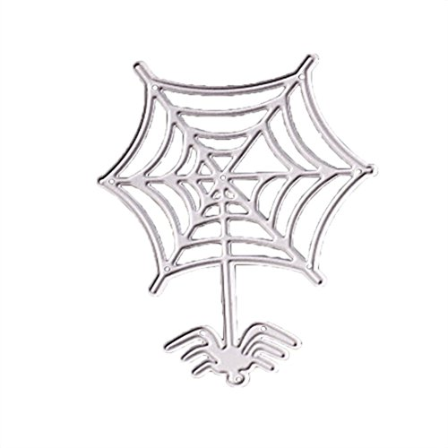 Topunder Happy Halloween Metal Cutting Dies Stencils Scrapbooking Embossing DIY Crafts D