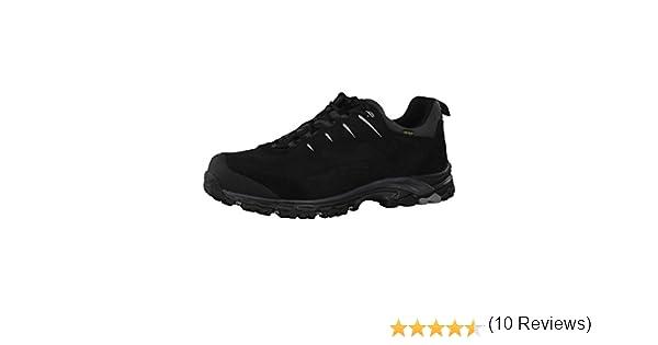 Meindl Barcelona GTX 680161 - Zapatillas de Deporte de Cuero Nobuck para Hombre, Color Negro, Talla 44: Amazon.es: Zapatos y complementos