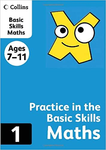 Collins Practice in the Basic Skills - Maths Book 1: Amazon.co.uk ...