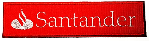 santander-logo-patch-sew-iron-on-embroidered