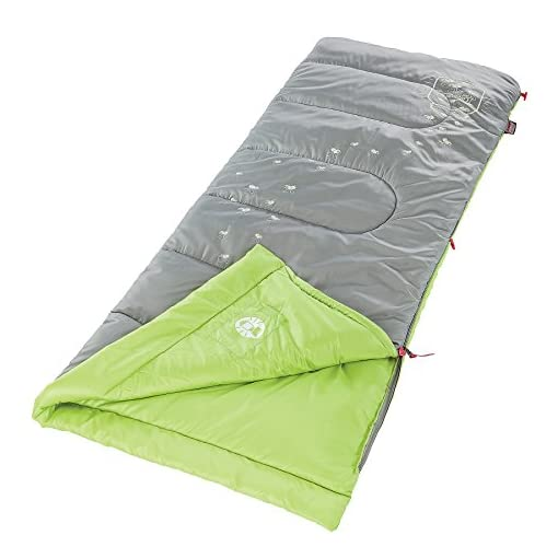 Coleman Illumi-Bug 45 Degree Youth Sleeping Bag