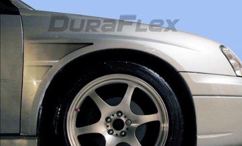 Duraflex Replacement for 2004-2005 Subaru Impreza WRX STI GT Concept Fenders - 2 Piece