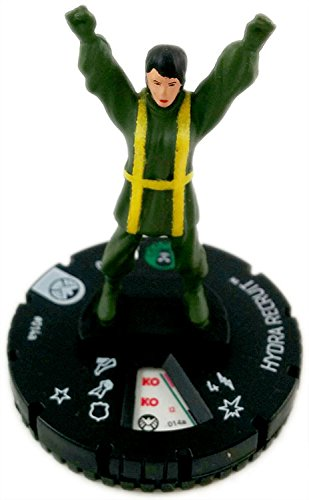 Shield Heroclix Marvel - Marvel Heroclix: Nick Fury, Agent of Shield Hydra Recruit 014a