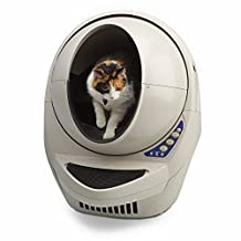 Litter Robot Open Air automated self cleaning cat litter box made for large and small pets