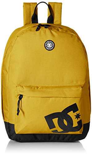 DC Unisex Backstack Backpack, old gold, One Size ()