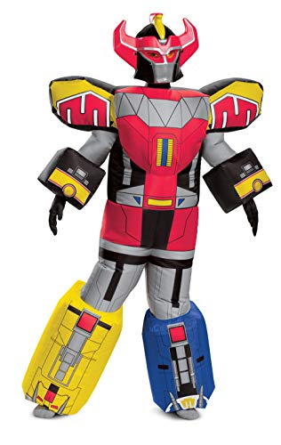 (Disguise Megazord Inflatable Child)