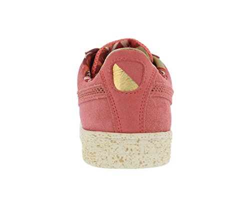 Whisper Colab Womens 8 Puma Rose in x Caro x Basket White Careaux 5 Rose by Porcelain qFvY6w